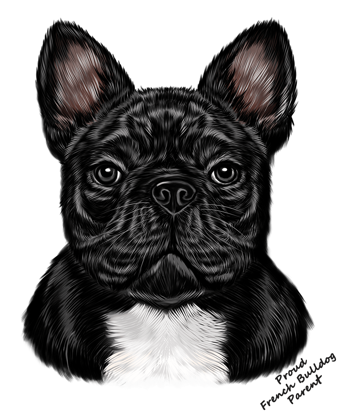 French Bulldog T Shirt - Proud Parent