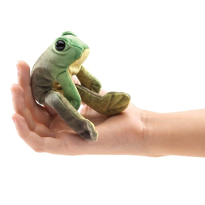 Frog Finger Puppet by Folkmanis