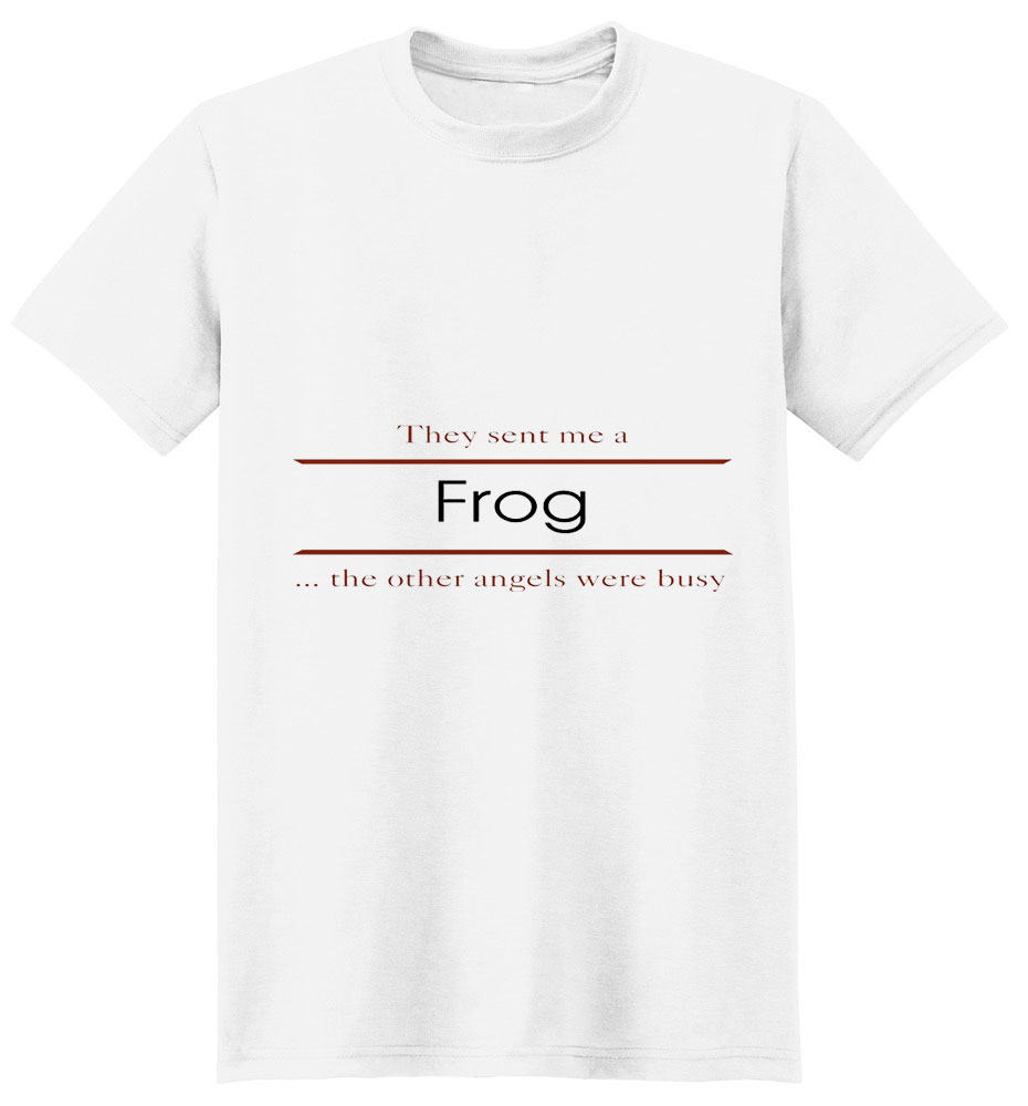 Frog T-Shirt - Other Angels