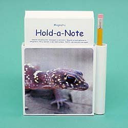 Gecko Hold-a-Note