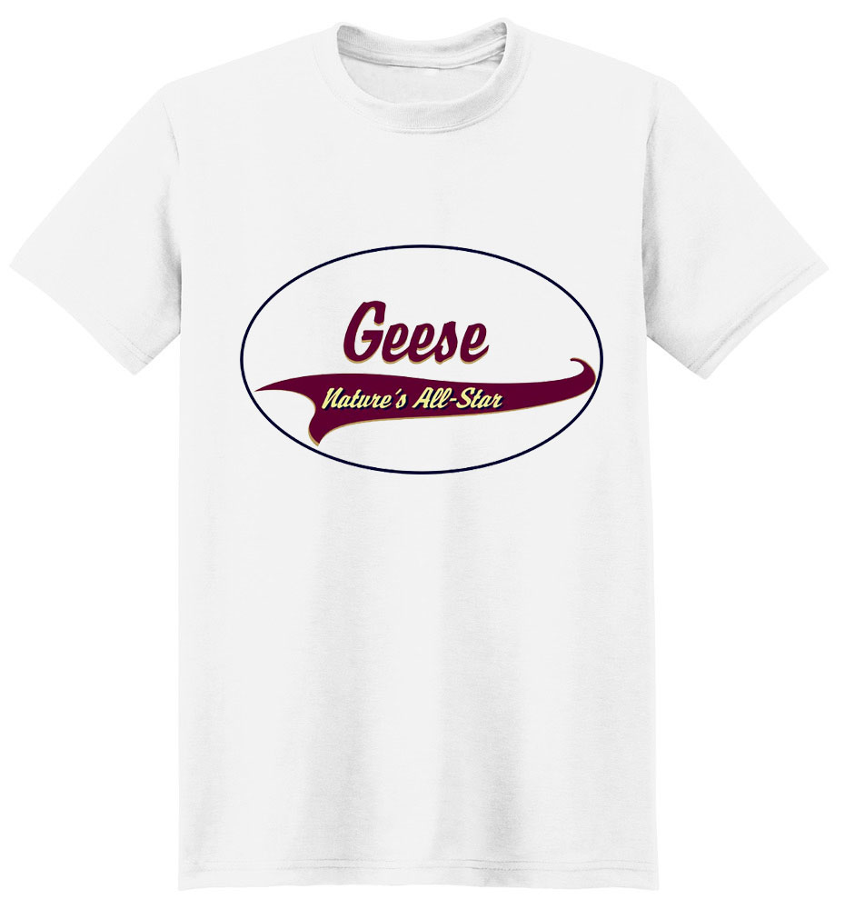 Geese T-Shirt - Breed of Champions
