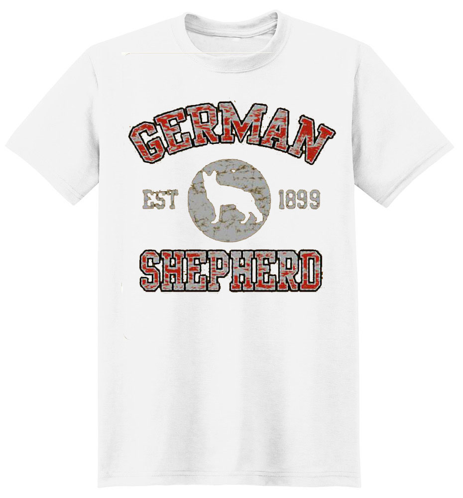 German Shepherd Shirt Est. 1899