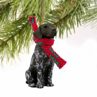 German Shorthaired Pointer Tiny One Christmas Ornament