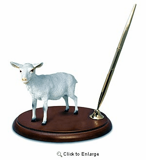 Goat Pen Holder