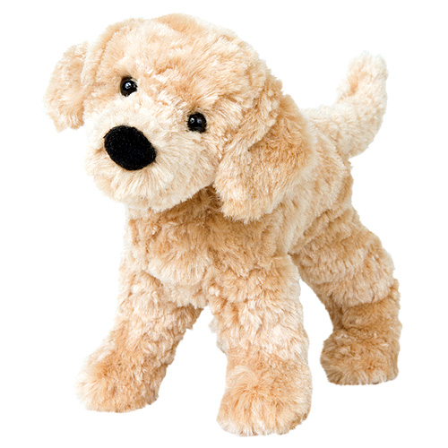 Golden Retriever Plush Stuffed Animal 8 Inch
