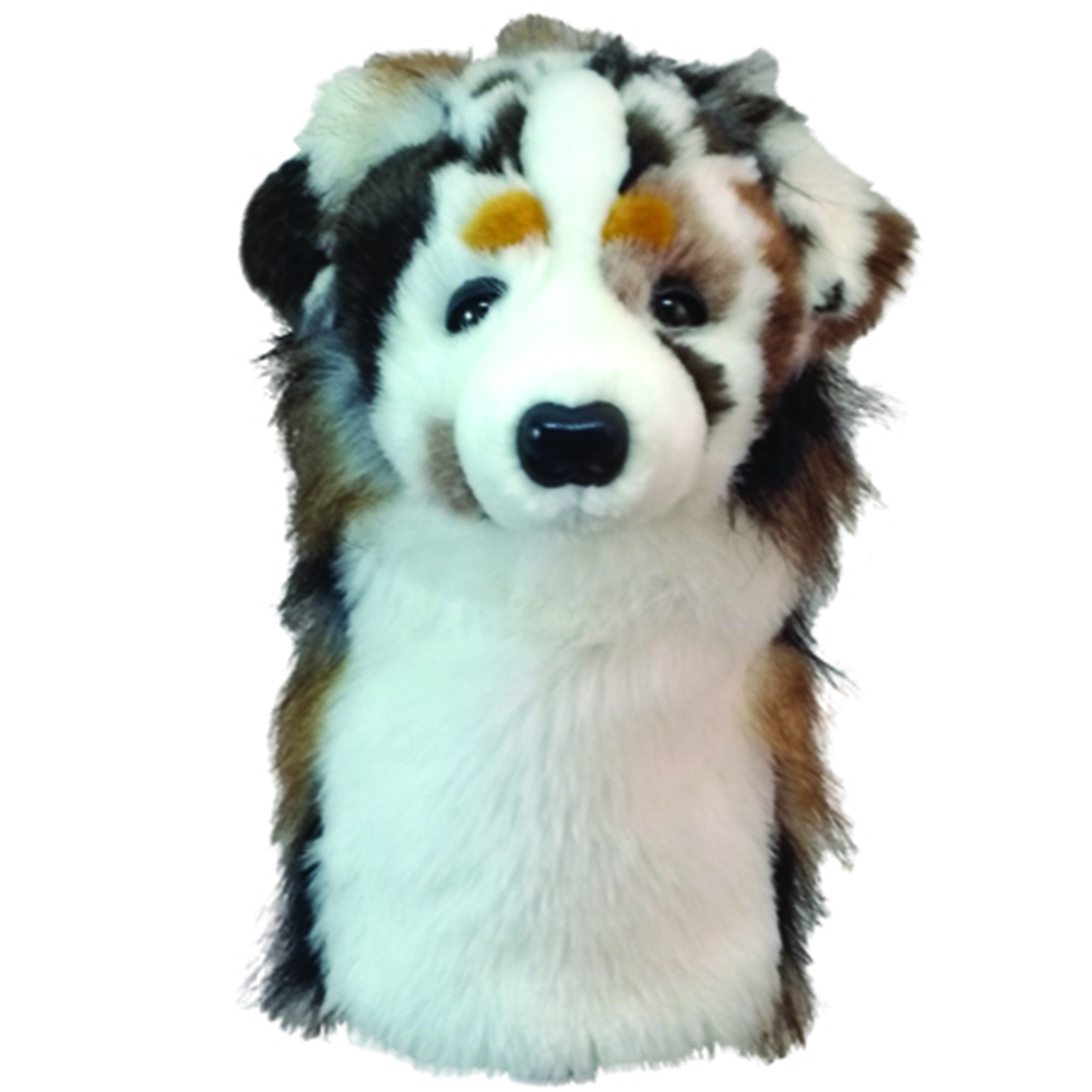 Golf Headcover: Australian Shepherd