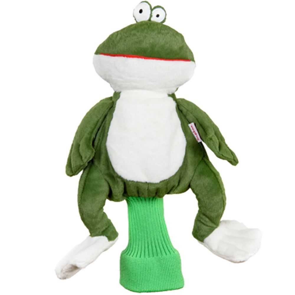Golf Headcover: Frog
