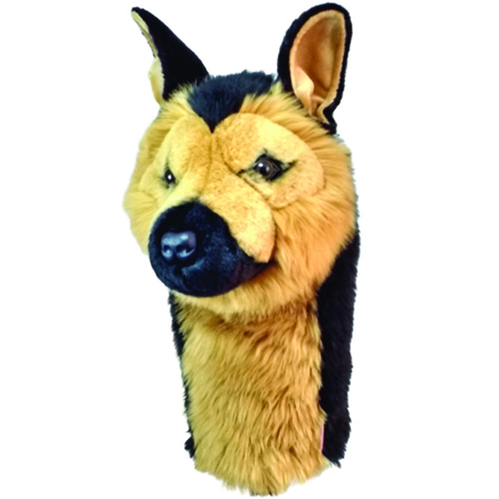 Golf Headcover: German Shepherd