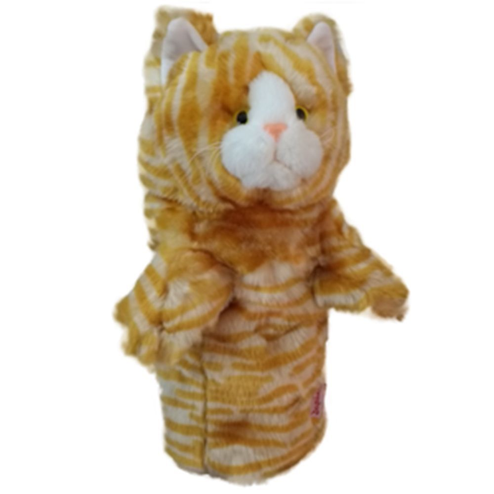 Golf Headcover: Tabby Cat