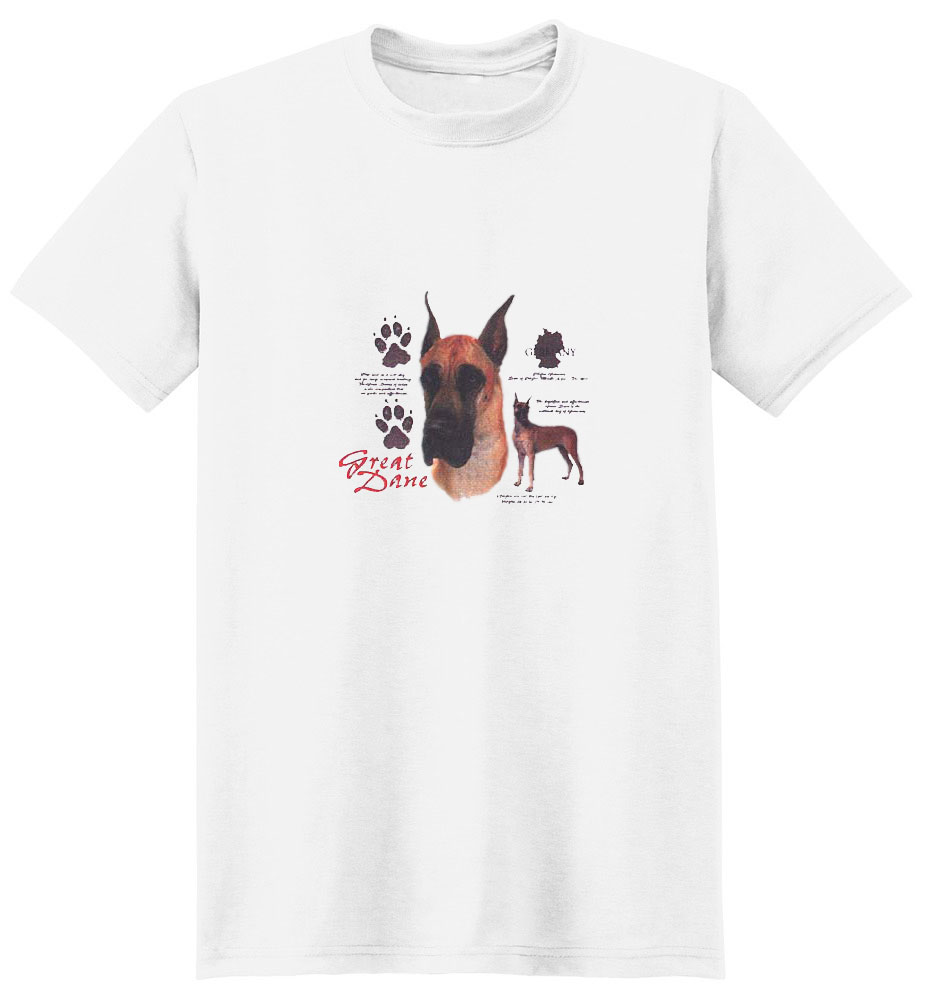 Great Dane T-Shirt - History Collection