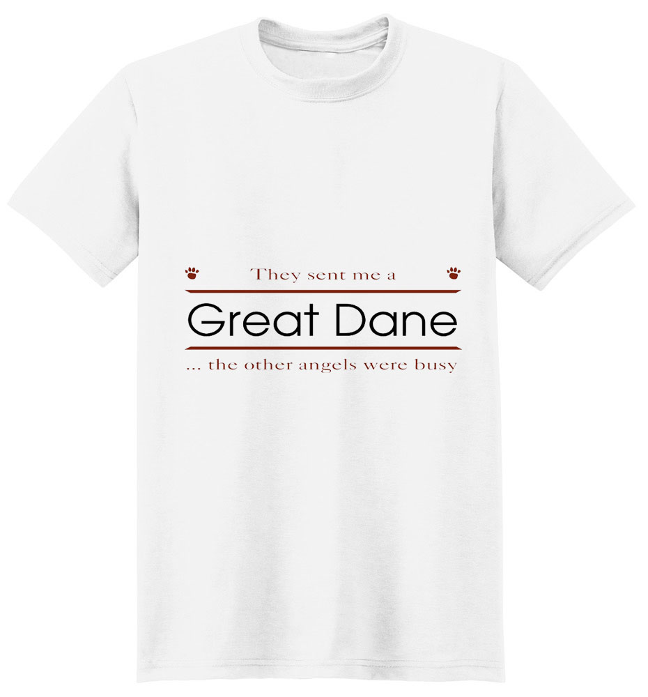 Great Dane T-Shirt - Other Angels