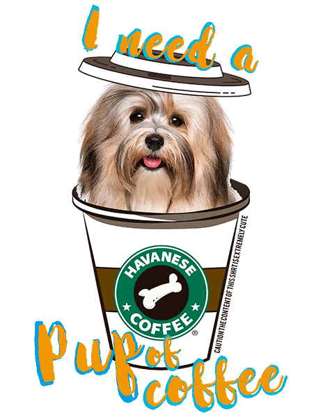 Havanese T Shirt - Coffee Mug