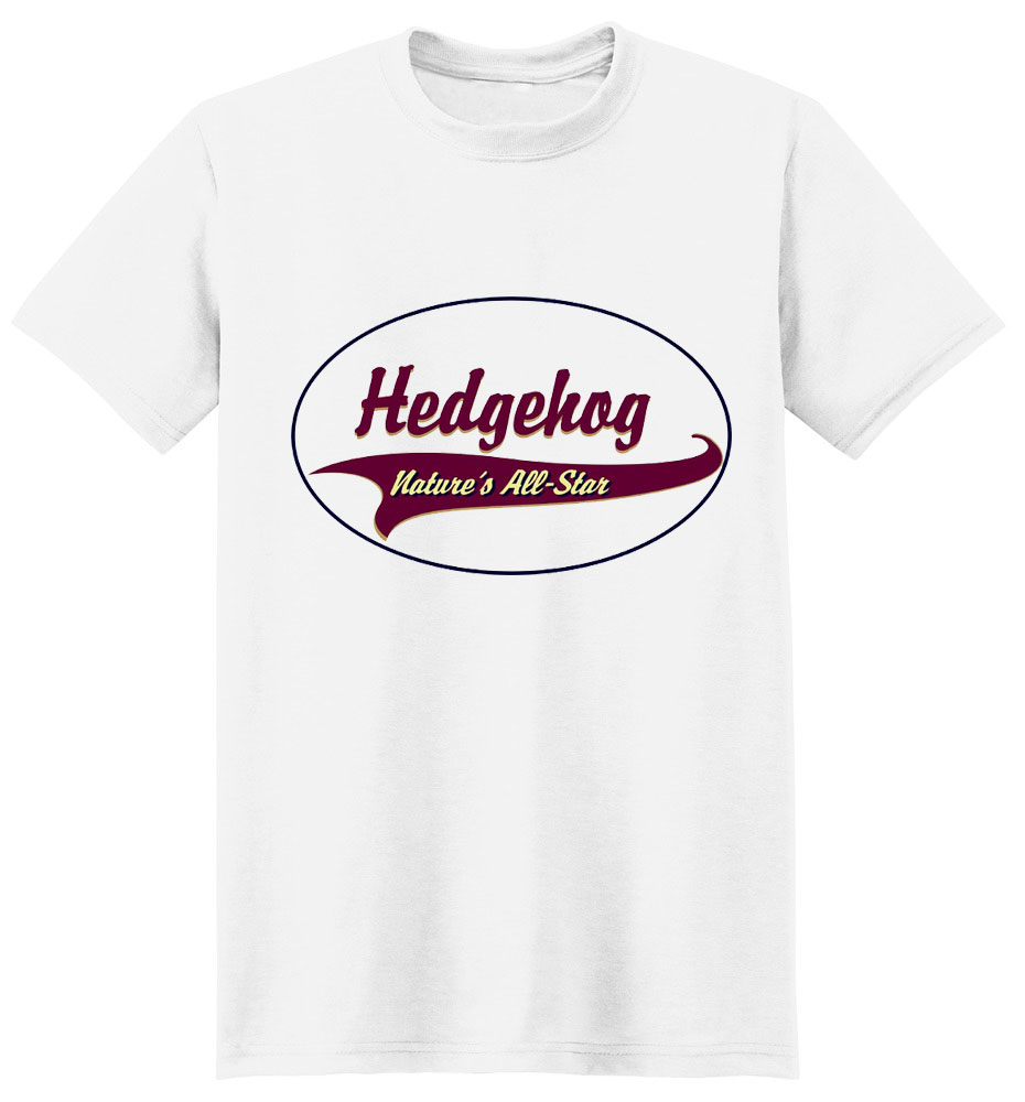 Hedgehog T-Shirt - Breed of Champions