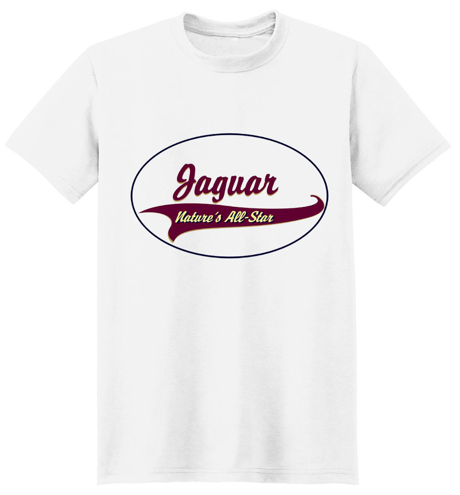 Jaguar T-Shirt - Breed of Champions