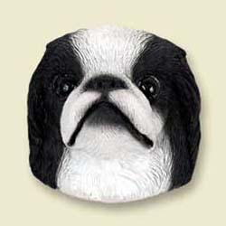 Japanese Chin Magnet