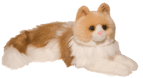 Kiki Ragdoll Cat 19� Stuffed Plush Animal