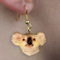 Koala Authentic Earrings