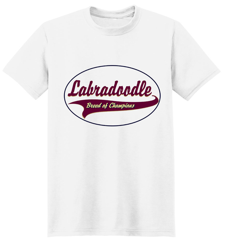 Labradoodle T-Shirt - Breed of Champions