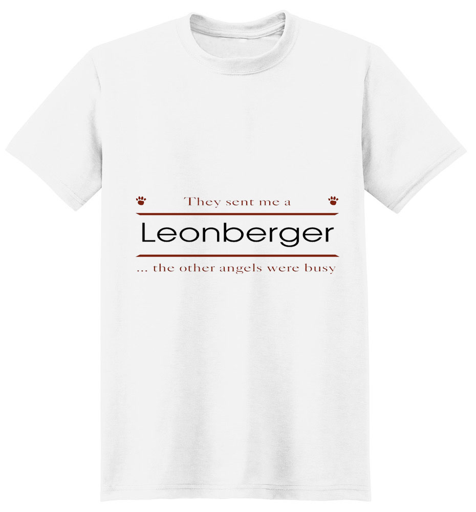 Leonberger T-Shirt - Other Angels
