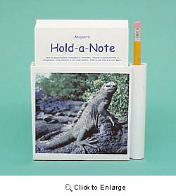 Lizard Hold-a-Note