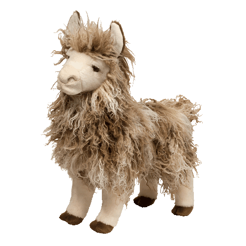 Llama Lance 15� Stuffed Plush Animal