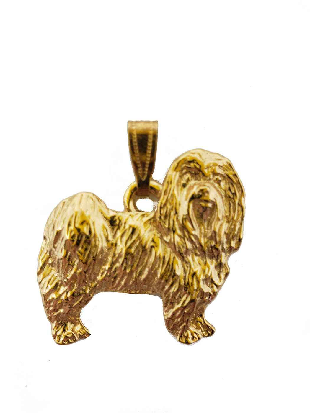 Maltese 24K Gold Plated Pendant