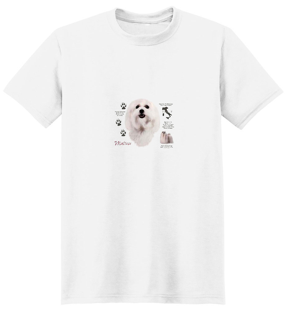 Maltese T-Shirt - History Collection