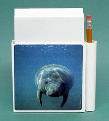 Manatee Hold-a-Note
