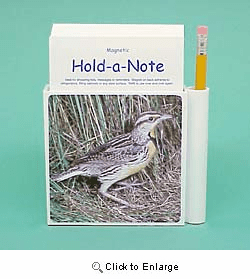 Meadowlark Hold-a-Note