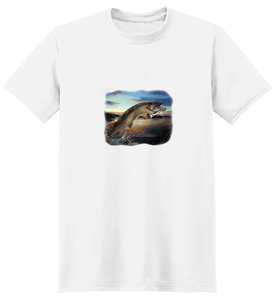 Muskie T-Shirt - In Full Color