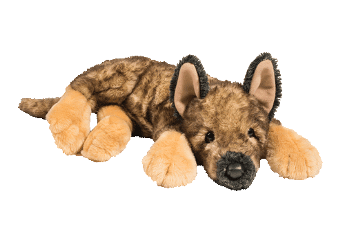 Mya German Shepherd 13� Stuffed Plush Animal