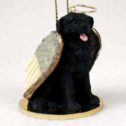 Newfoundland Christmas Ornament Angel