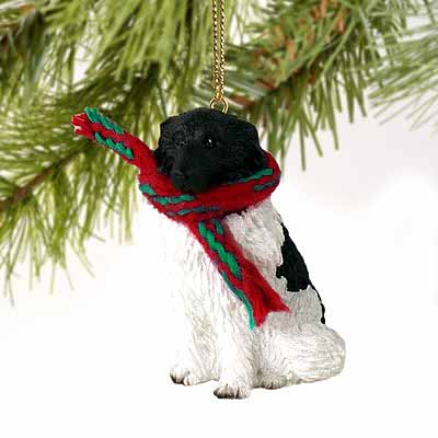 Newfoundland Tiny One Christmas Ornament Landseer