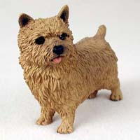 Norwich Terrier Figurine
