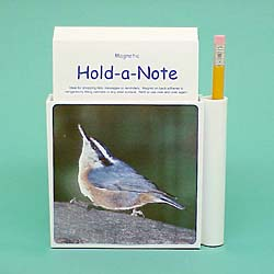 Nuthatch Hold-a-Note
