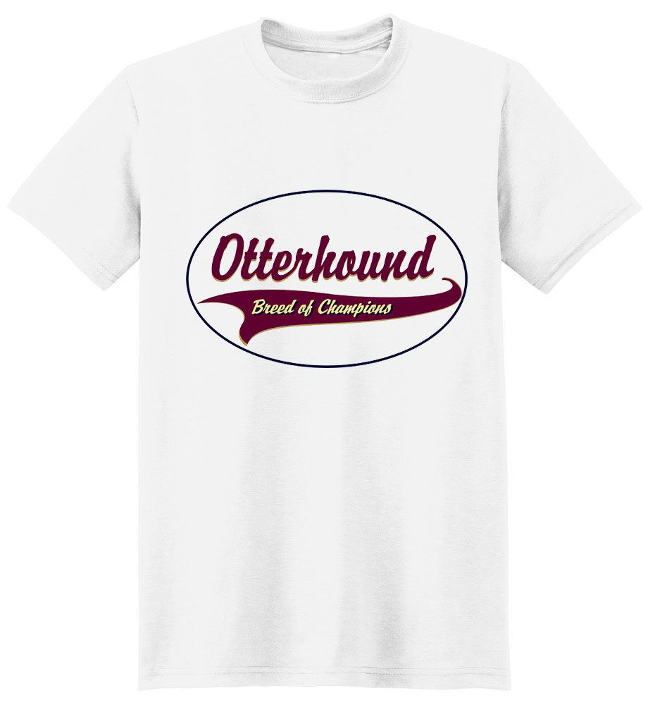 Otterhound T-Shirt - Breed of Champions