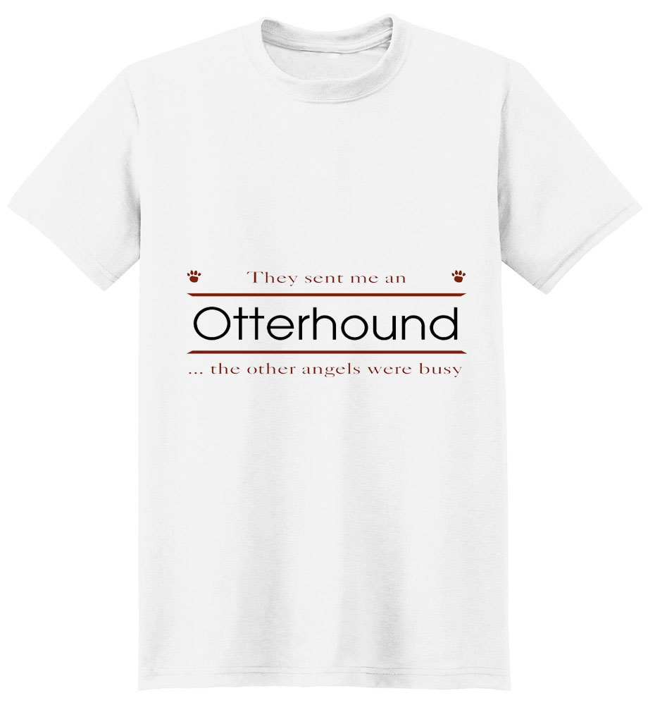 Otterhound T-Shirt - Other Angels