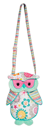Owl Purse by Douglas Toy