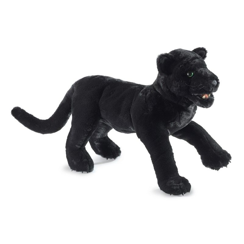 Black Panther hand Puppet 28