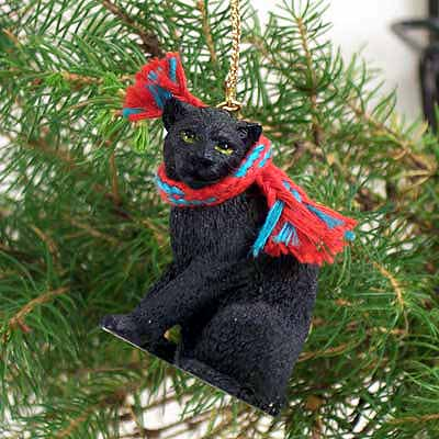 Panther Tiny One Christmas Ornament