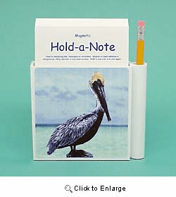 Pelican Hold-a-Note