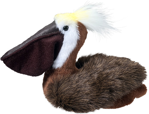 Pelican Plush Stuffed Animal