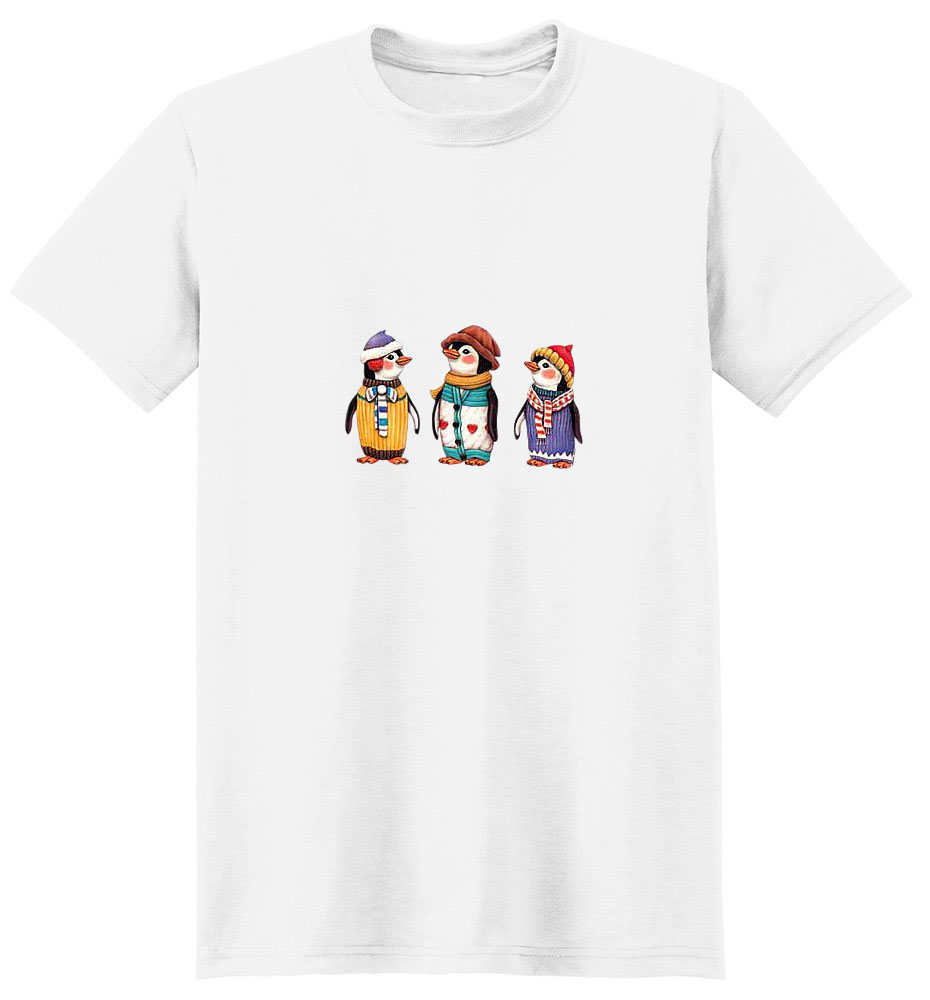 Penguin T-Shirt - All Decked Out