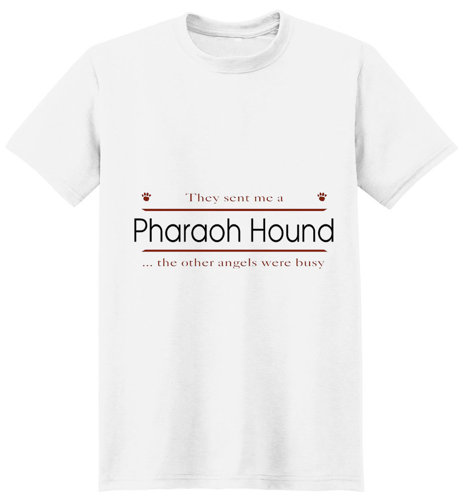 Pharaoh Hound T-Shirt - Other Angels