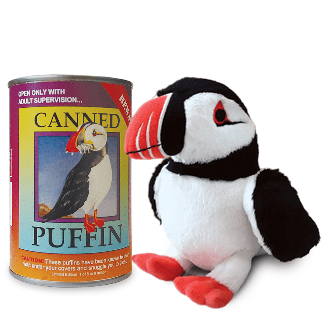 Puffin Canned Critter 6