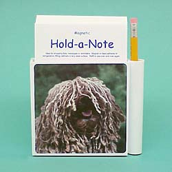 Puli Hold-a-Note
