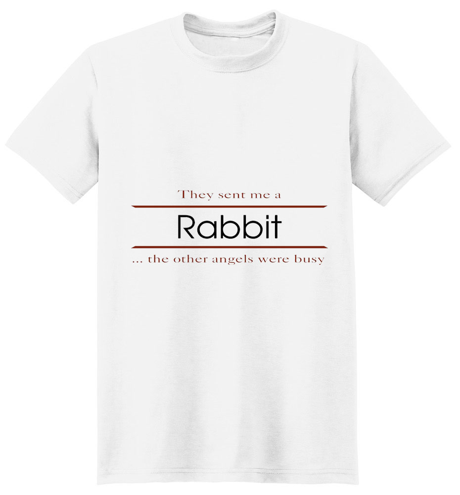 Rabbit T-Shirt - Other Angels
