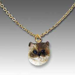 Ragdoll Cat Necklace
