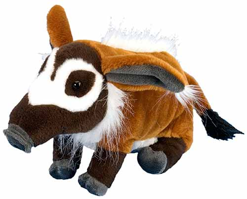 Red River Hog Pig Plush Stuffed Animal 12