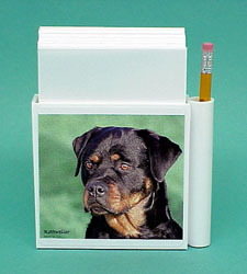 Rottweiler Hold-a-Note